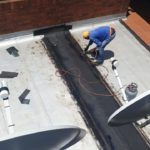 Thermoflex Waterproofing   Before